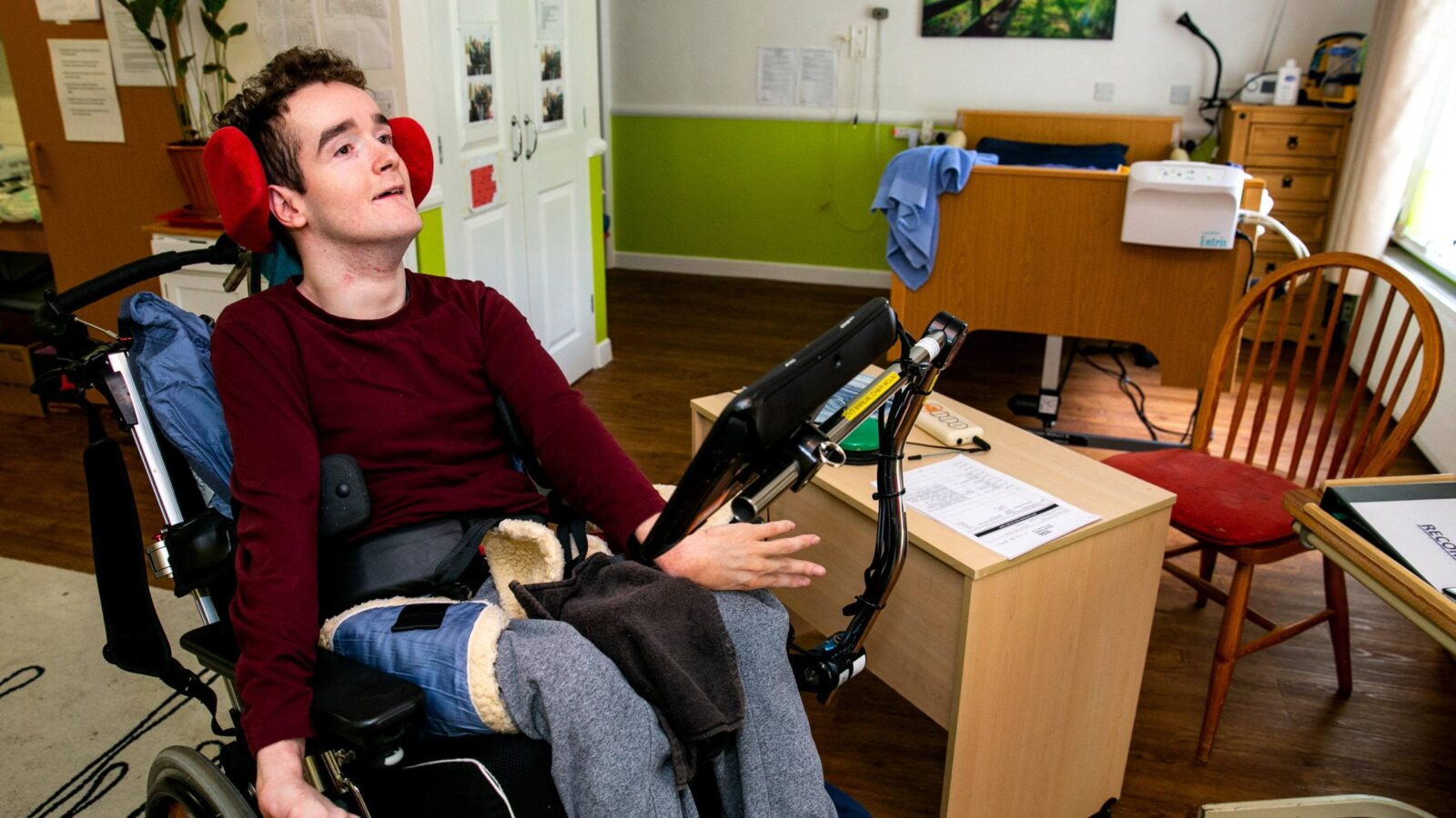 Communication is key – Making the most of assistive technology at Livability Treetops