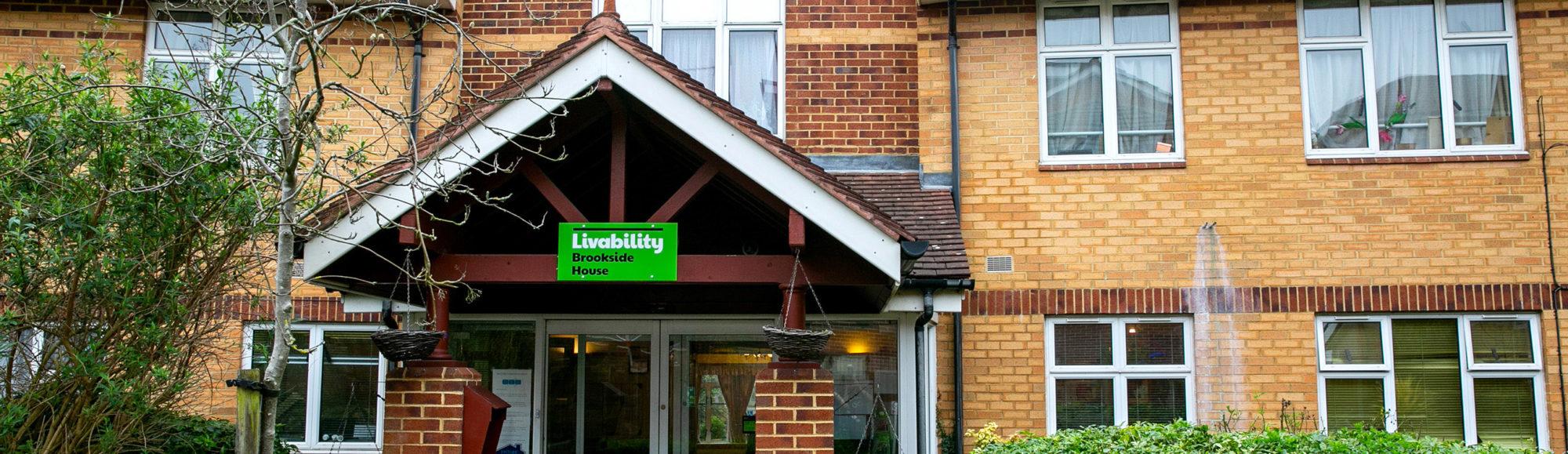 Livability Brookside House outside