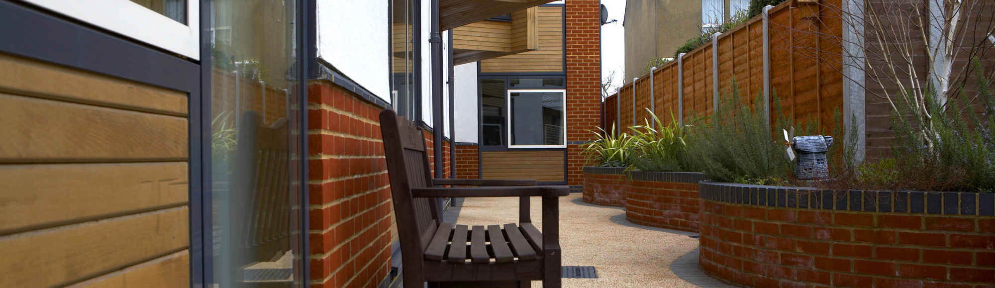 Livability Kenway Court outside building
