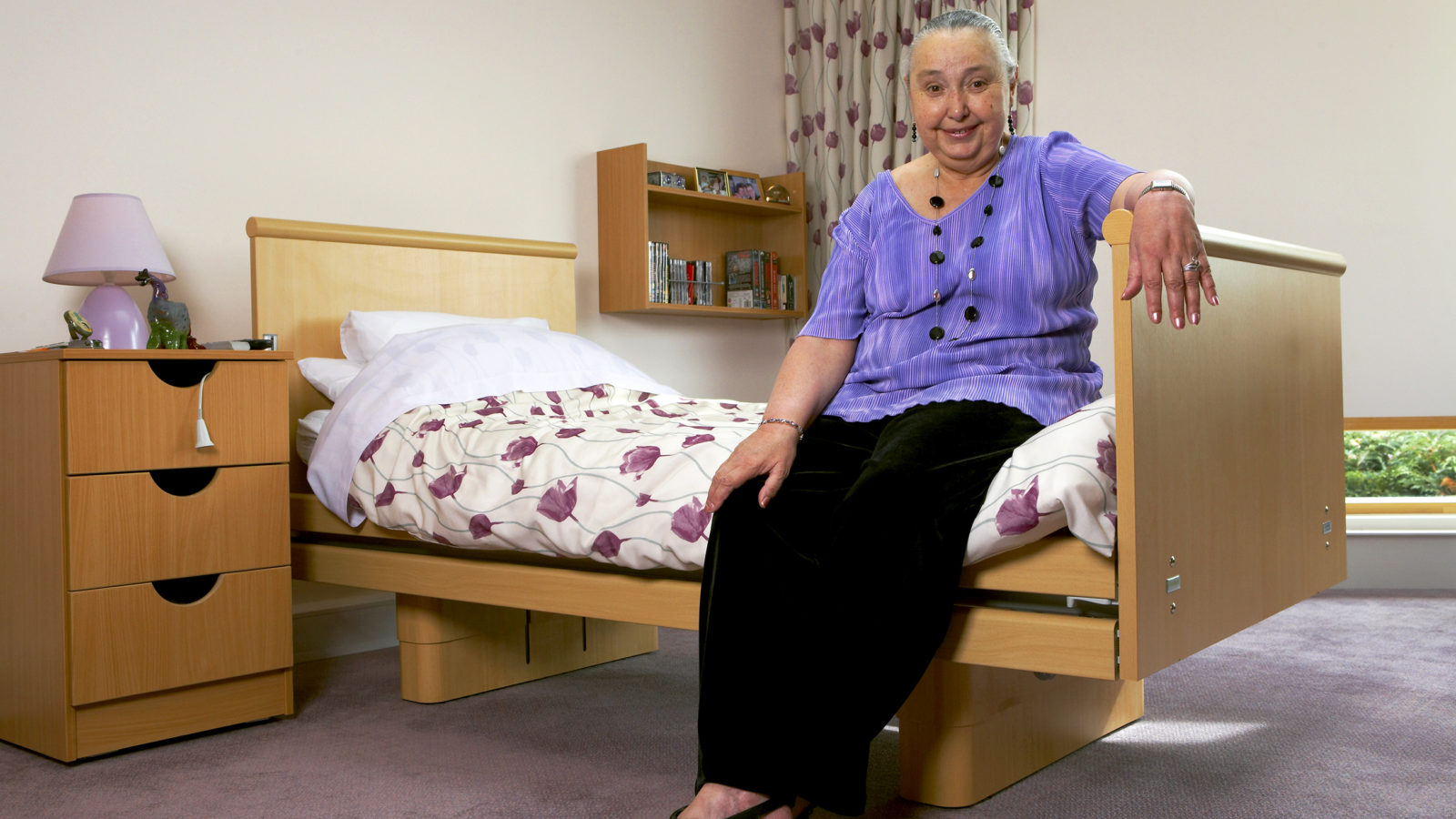 Livability Kenway Court, person we support