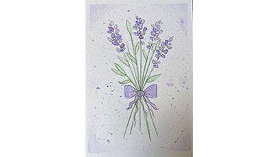 A Sprig of Lavender