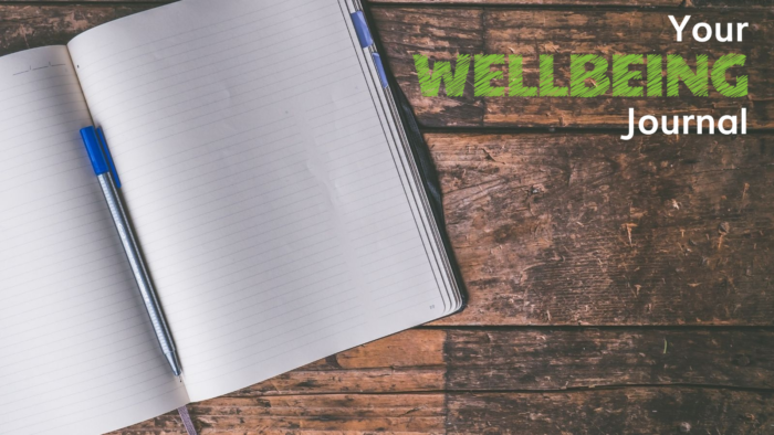 Sign up to Your Wellbeing Journal
